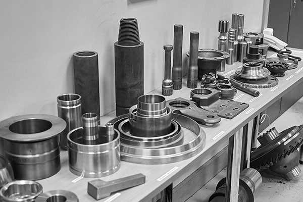 Customized Metal Components